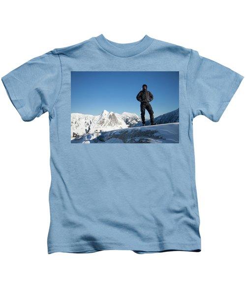 Mountaineering Kids T-Shirt