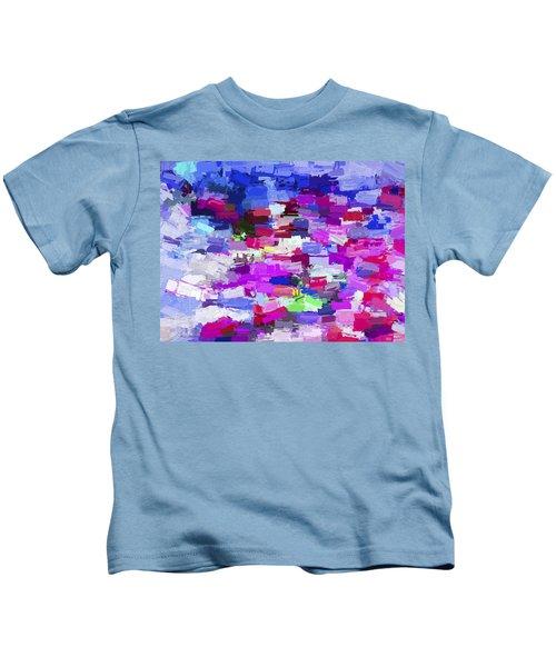 Abstract Artwork A7 Kids T-Shirt