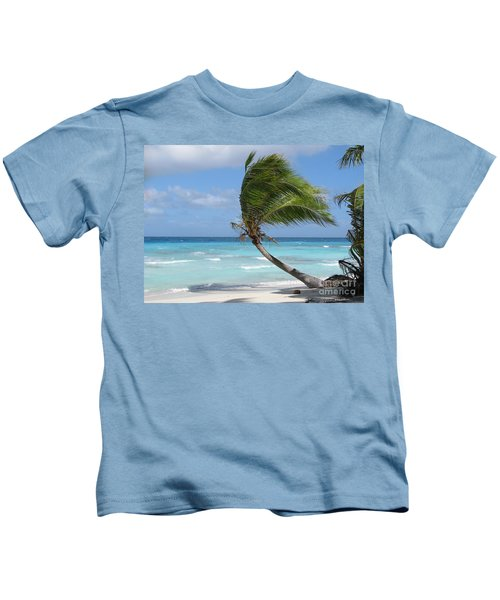 Against The Winds Kids T-Shirt