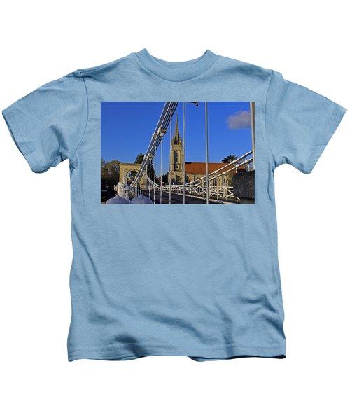 All Saints Church Kids T-Shirt