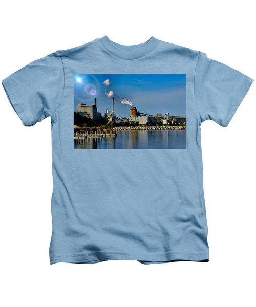 Alpena Harbor Kids T-Shirt