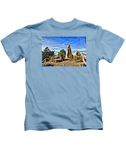 Arizona Monolith Kids T-Shirt