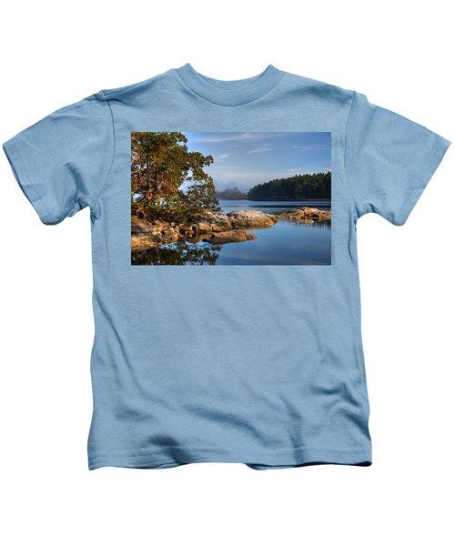 Autumn Afternoon Kids T-Shirt