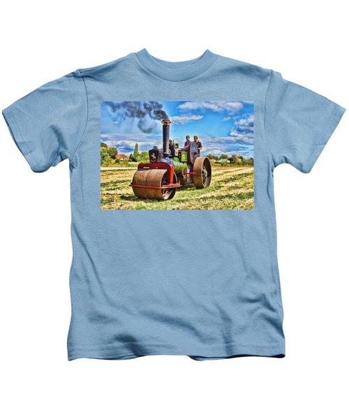 Aveling Roller Kids T-Shirt