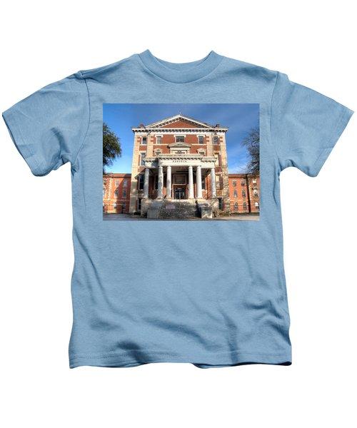 Babcock Building-2 Kids T-Shirt