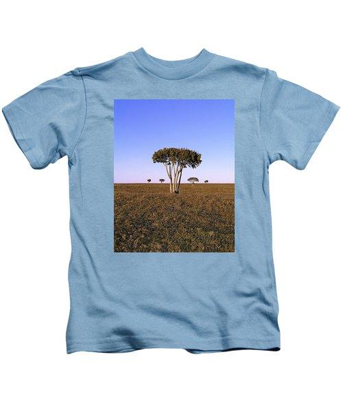Barren Tree Kids T-Shirt