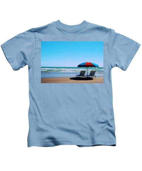 Beach Dreams Kids T-Shirt