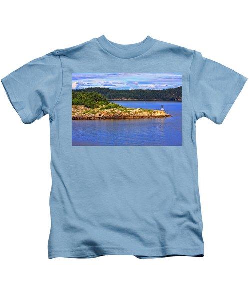 Beautiful Evening Kids T-Shirt