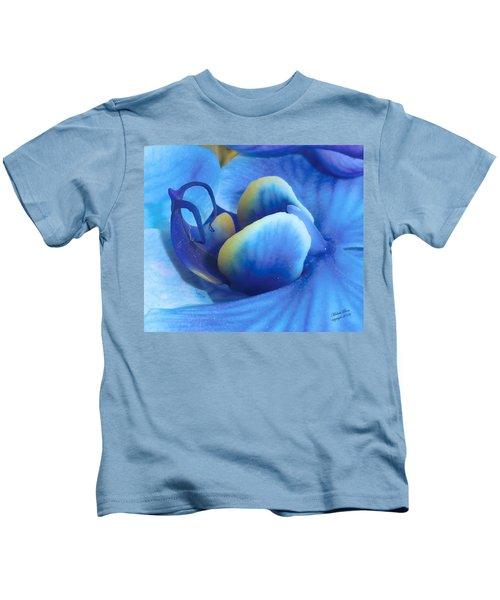 Blue Oasis Kids T-Shirt
