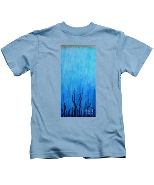 Blue Water Kids T-Shirt