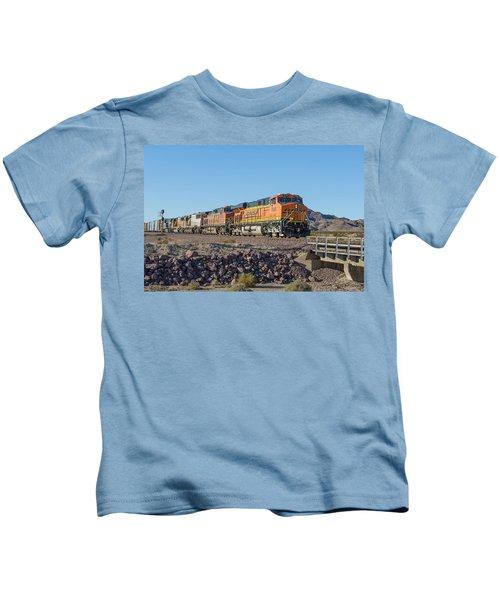 Bnsf 7649 Kids T-Shirt