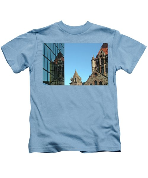 Boston Unity Reflected 2853 Kids T-Shirt