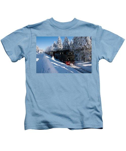Brockenbahn Kids T-Shirt