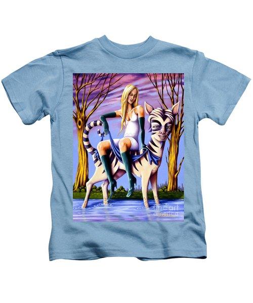 Cheshire Ferry Kids T-Shirt