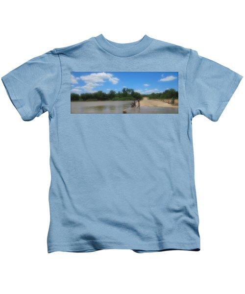 Chilonga Bridge Kids T-Shirt