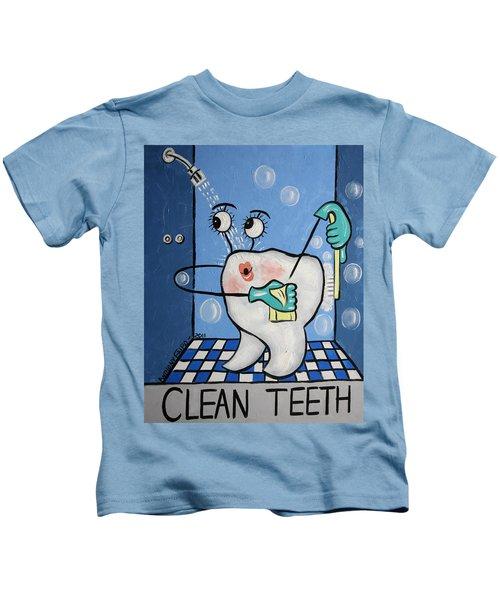 Clean Teeth Kids T-Shirt