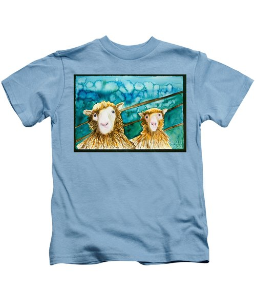 Cloning Around Kids T-Shirt