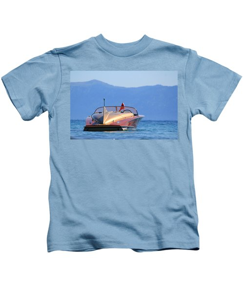 Cobra At Tahoe Kids T-Shirt