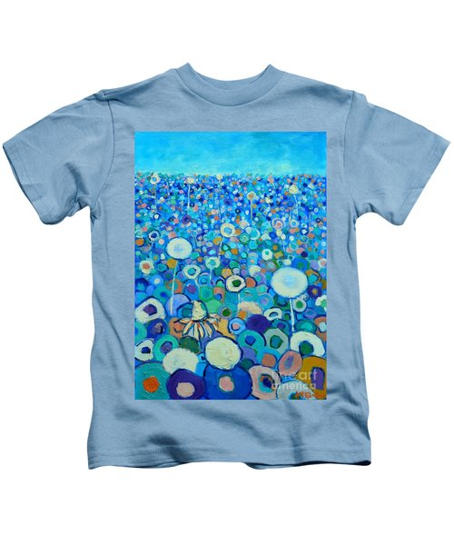 Colors Field In My Dream Kids T-Shirt