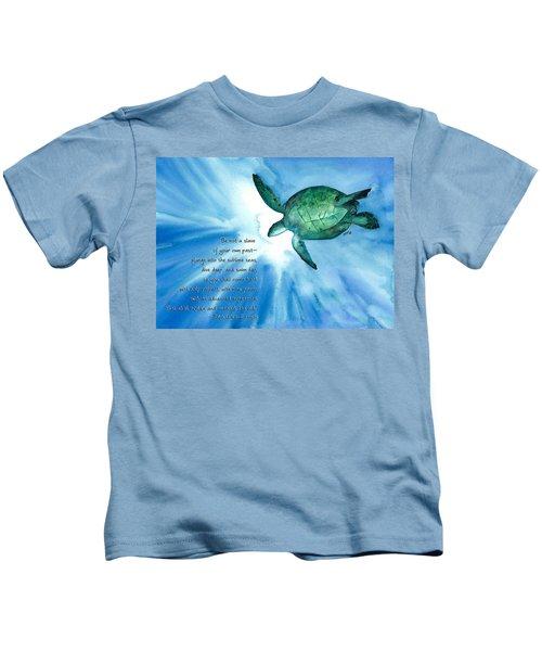 Dive Deep Kids T-Shirt
