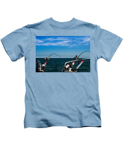 Downriggers Kids T-Shirt