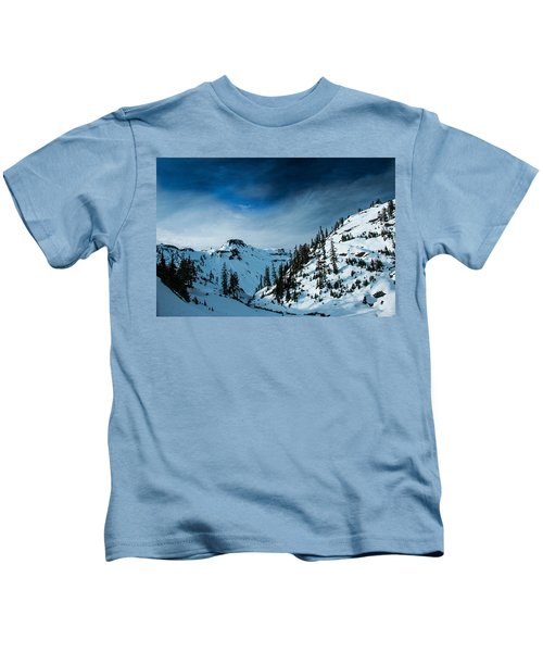 Dramatic Cycle Kids T-Shirt