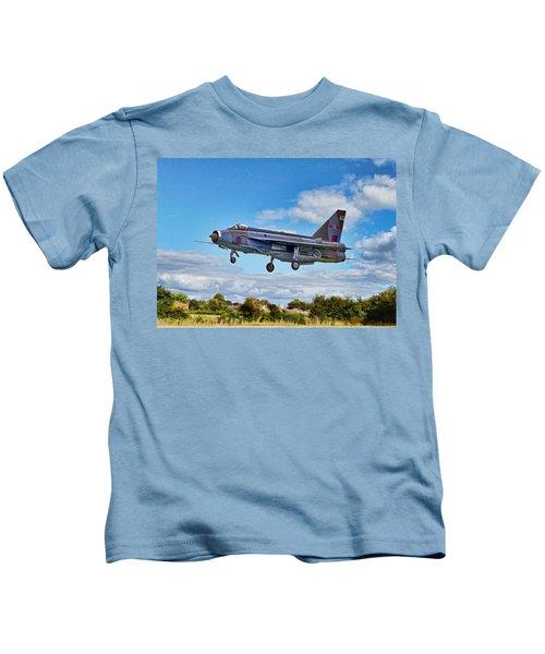 English Electric Lightning Kids T-Shirt