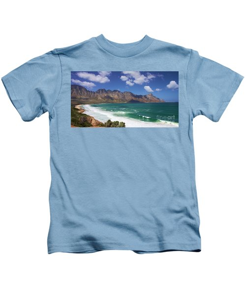 False Bay Drive Kids T-Shirt