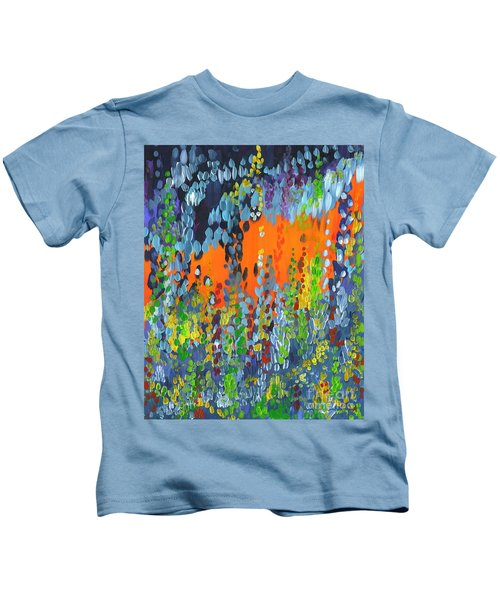 Faux Geo Kids T-Shirt