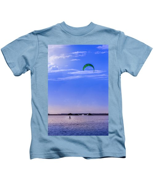 Feeling Free Kids T-Shirt