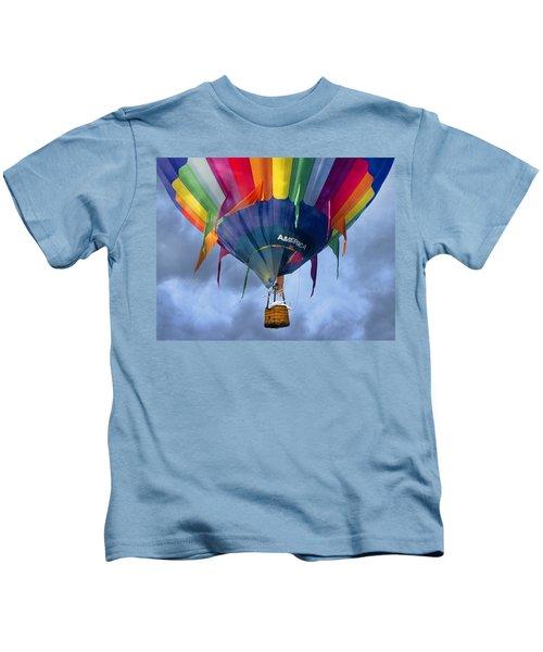 Flyin The Coop II Kids T-Shirt