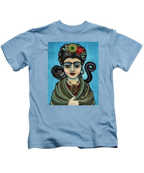 Frida's Monkey Kids T-Shirt