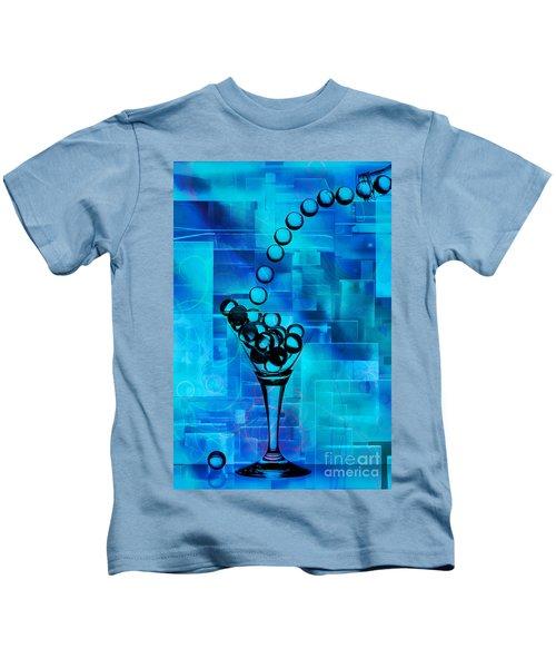 Glass Balls Kids T-Shirt