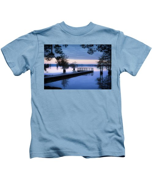 Good Morning For Fishing Kids T-Shirt