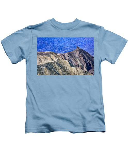 Gower Gulch Loop #5 Kids T-Shirt