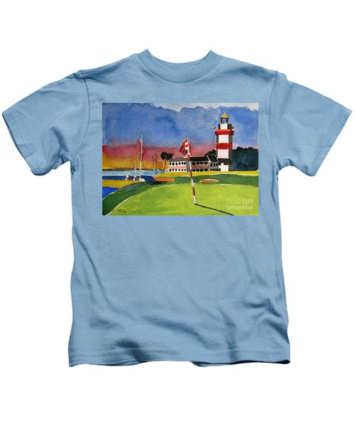 Harbour Town 18th Sc Kids T-Shirt