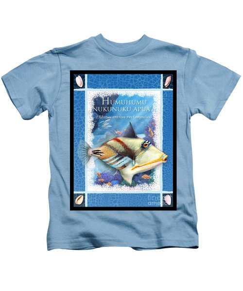 Humuhumunukunukuapua'a Kids T-Shirt