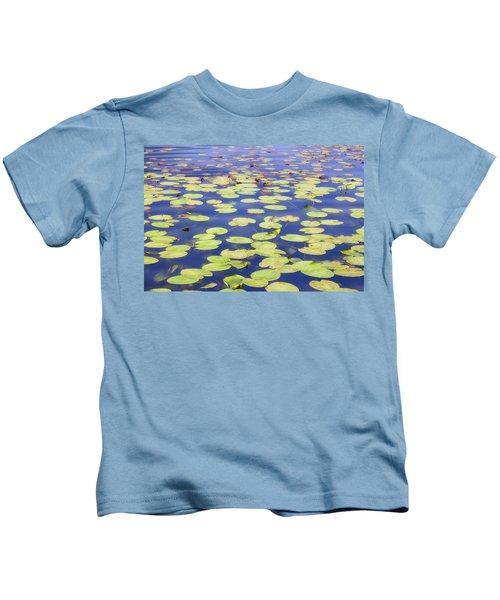 Idyllic Pond Kids T-Shirt