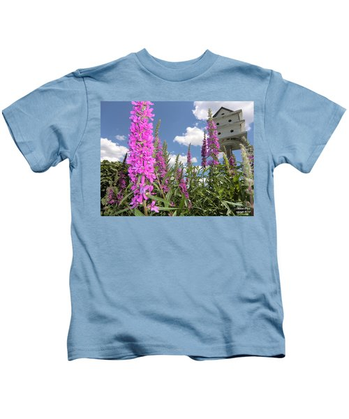 Inspiring Peace - Signed Kids T-Shirt