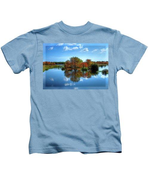 Islands In The Sun Kids T-Shirt