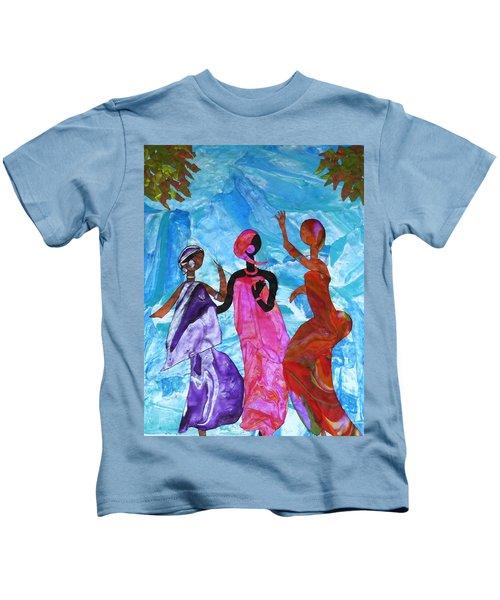 Joyful Celebration Kids T-Shirt