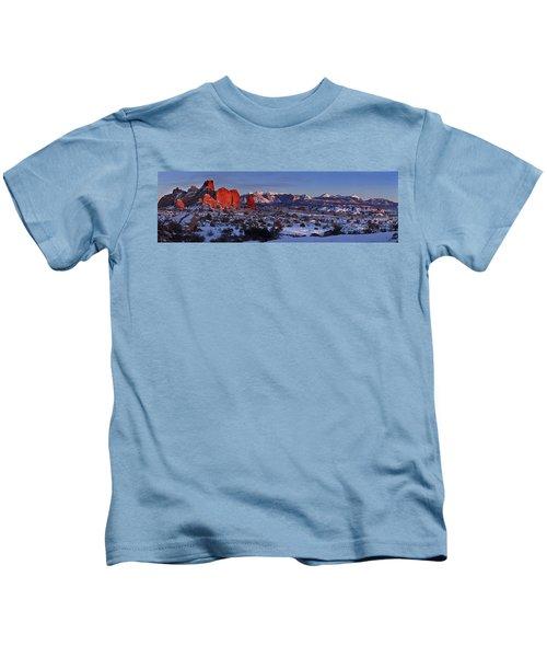 La Sal Alpenglow Kids T-Shirt
