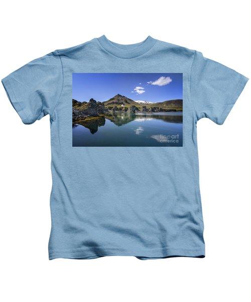 Lost In A Dream Kids T-Shirt