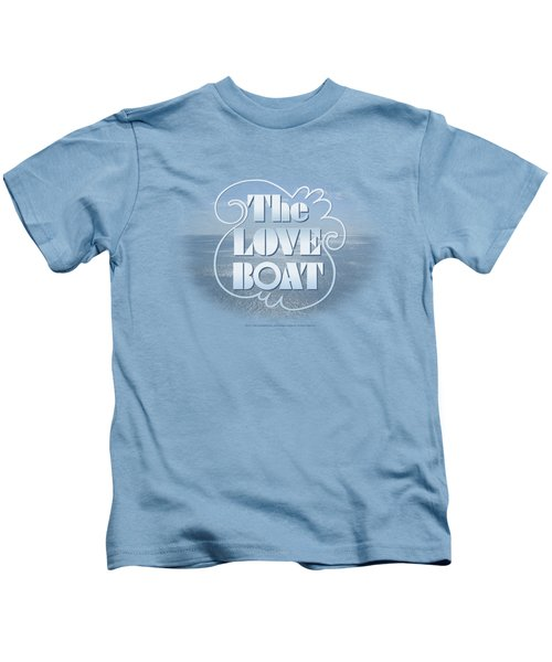 Love Boat - The Love Boat Kids T-Shirt