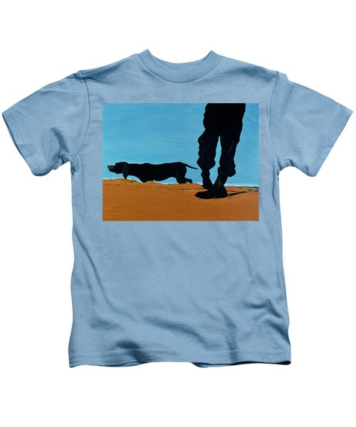 Low Tide In Chestertown, 1999 Kids T-Shirt