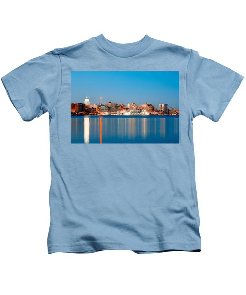Madison Skyline Kids T-Shirt