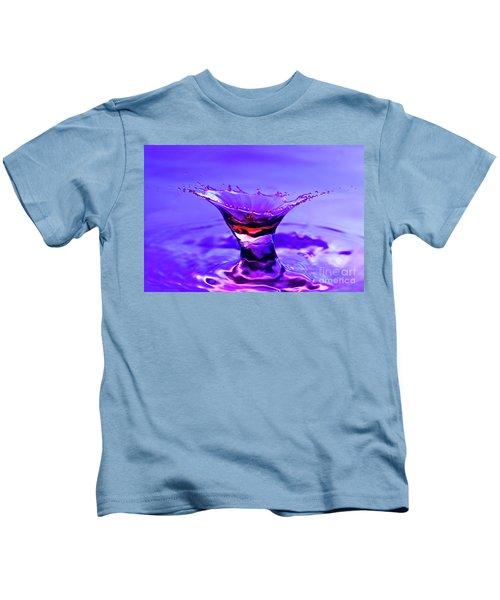 Martini Splash Kids T-Shirt