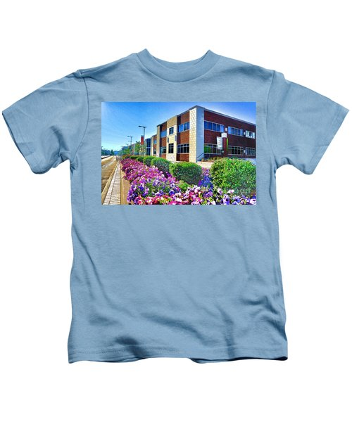 Geis Midtown Tech Park - Cleveland Ohio Kids T-Shirt