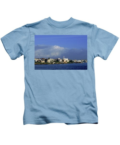 Mombasa, Kenya Kids T-Shirt