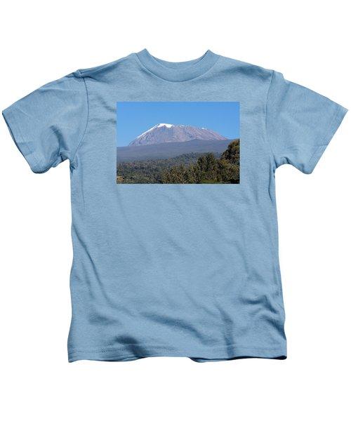 Mt Kilimanjaro  Kids T-Shirt